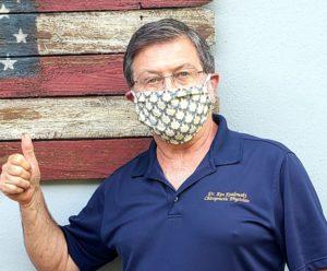 Dr Ken Kozlowski DC PA Chiropractor 4th St St Pete Covid Safe